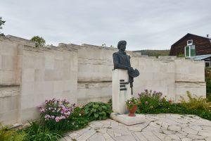 Памятник И.Э.Репину